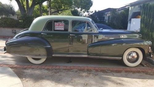 1941 Cadillac 60S for sale