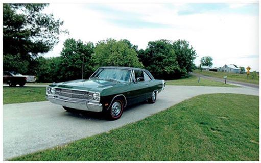 Something 1969 dodge dart swinger for sale