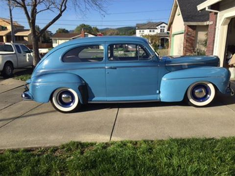 1942 Ford Tudor for sale