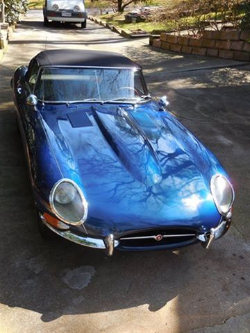 1967 Jaguar E Type