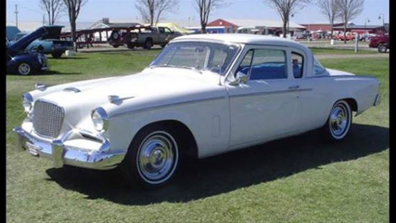 1956 Studebaker Flight Hawk for sale