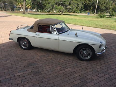 MG MGB For Sale: Classic MGBs | Collector Car Ads