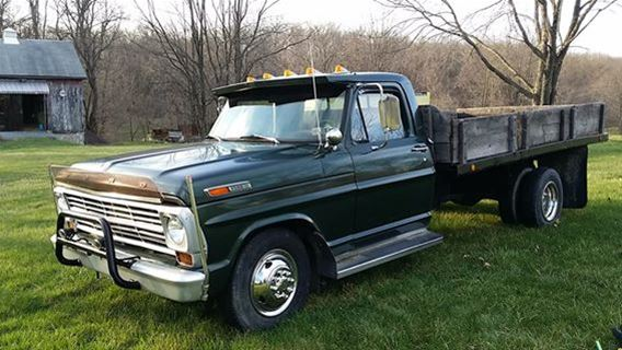 1969 Ford F350