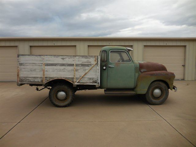 1950 GMC 250 for sale