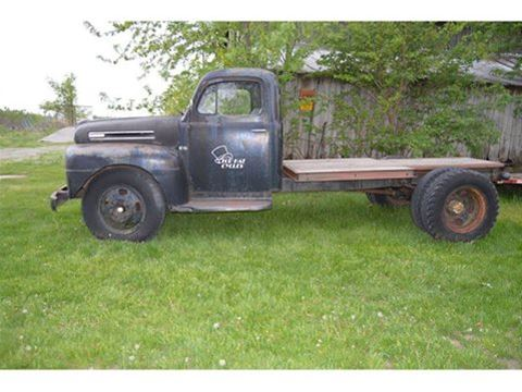1948 Ford F5
