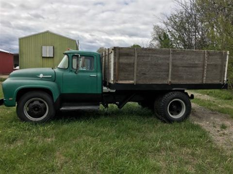 1946 Ford F6 for sale