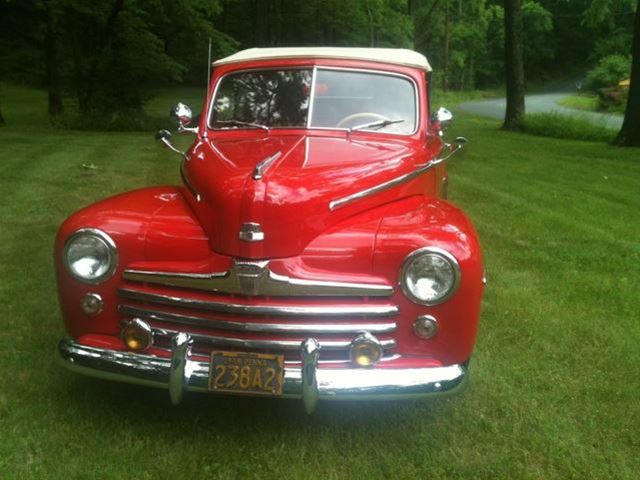 1948 Ford Super Deluxe for sale