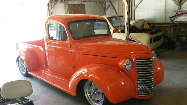 1938 Chevrolet Master Truck Hot Rod For Sale Naples Texas