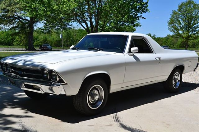 1969 chevrolet el camino for sale west plains missouri. Black Bedroom Furniture Sets. Home Design Ideas