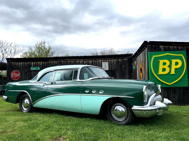 1954 Buick Super Coupe