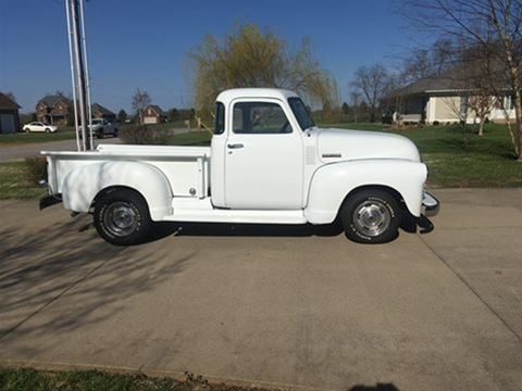 1948 Chevrolet 5 Window Pickup for sale