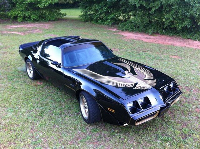 1981 Pontiac Trans Am for sale