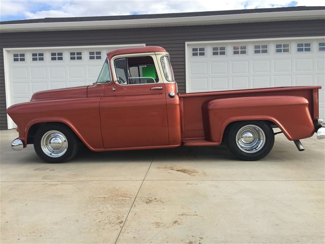 1955 gmc pickup for sale tioga north dakota. Black Bedroom Furniture Sets. Home Design Ideas