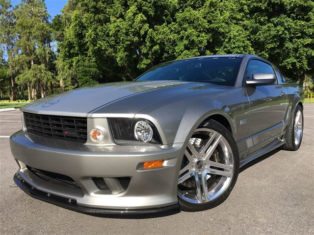 2008 Ford Saleen