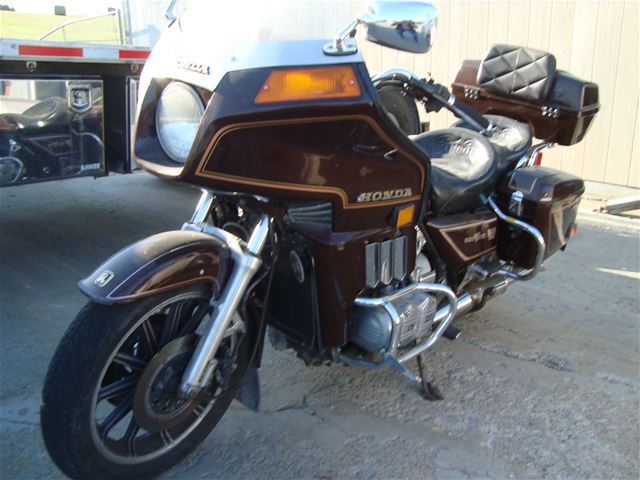 1982 Honda Goldwing Interstate