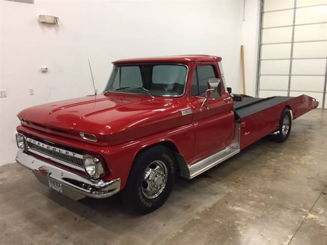 1964 GMC Roll Back