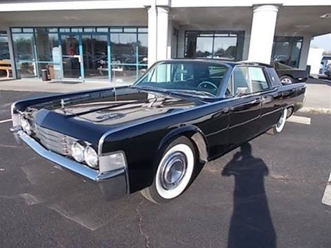 1965 lincoln continental for sale pittsburgh kansas. Black Bedroom Furniture Sets. Home Design Ideas