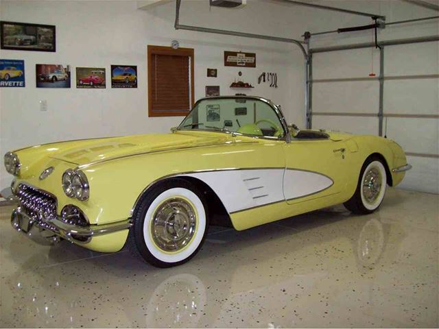 chevrolet corvette for sale classic corvettes collector car ads. Black Bedroom Furniture Sets. Home Design Ideas