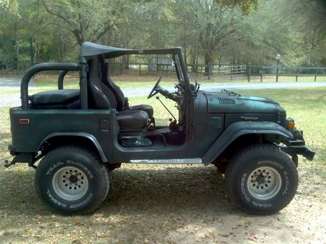 1975 Toyota Land Cruiser for sale