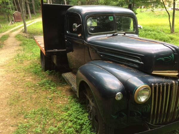 1946 Ford 1-1/2 Ton for sale