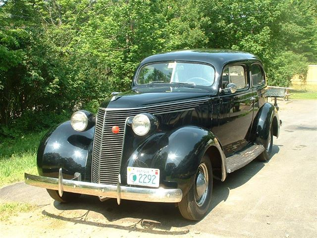 1937 Studebaker Dictator for sale