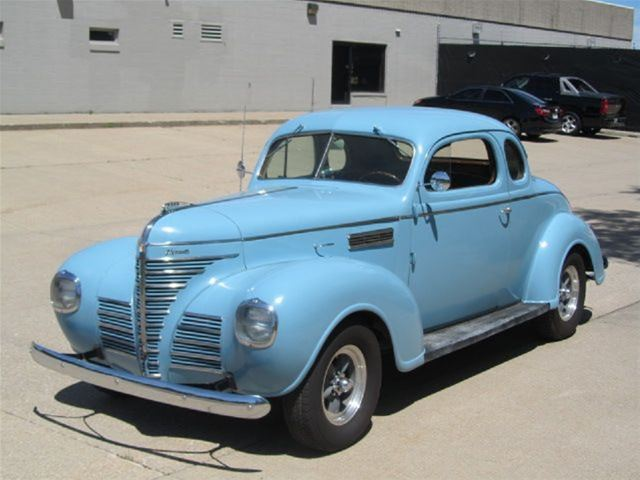 1939 Plymouth 5-W Coupe