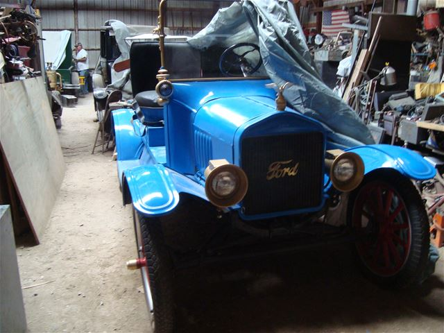 1918 Ford Speedster