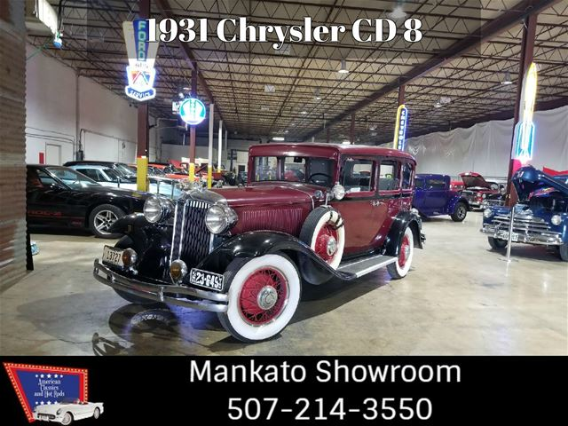 1931 Chrysler CD8
