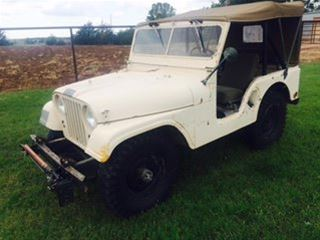 1963 Willys Jeep for sale