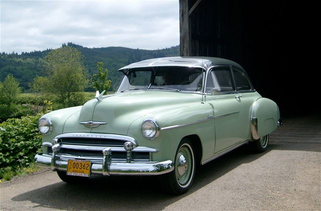 1950 Chevrolet Customline