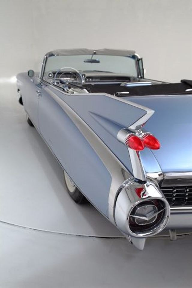 1959 Cadillac Eldorado Biarritz For Sale Iowa