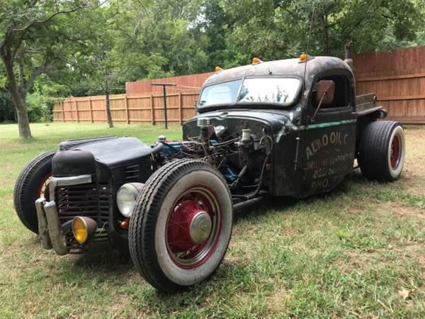 1939 Chevrolet Rat Rod