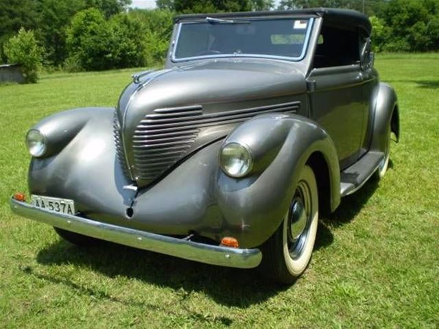 1937 Willys Roadster