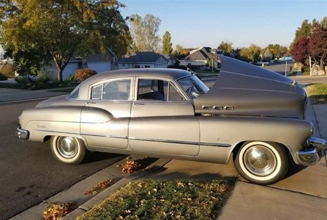 1950 Buick Super for sale