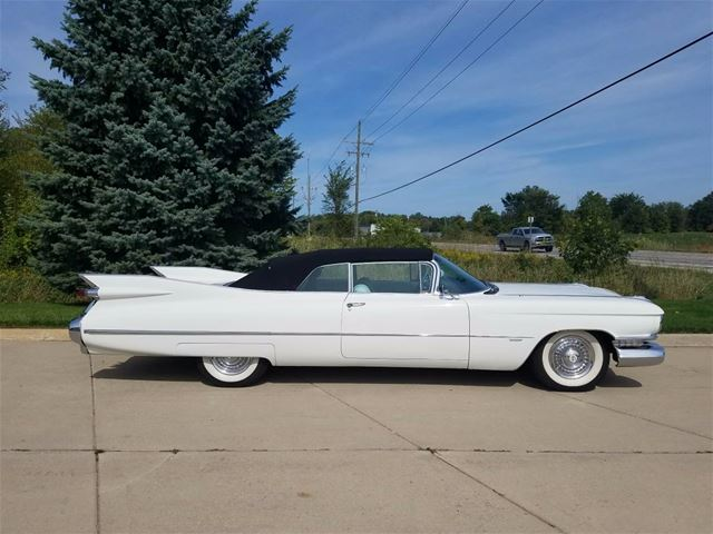 1959 Cadillac 62 for sale