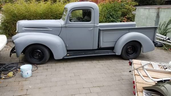 1946 Ford Half Ton for sale