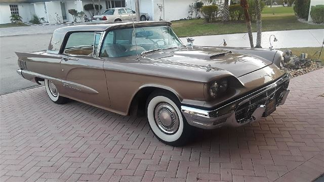 Used Ford Thunderbird for Sale in Naples, FL | Edmunds