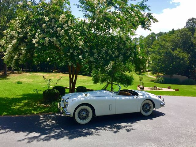 1959 Jaguar XK150 for sale