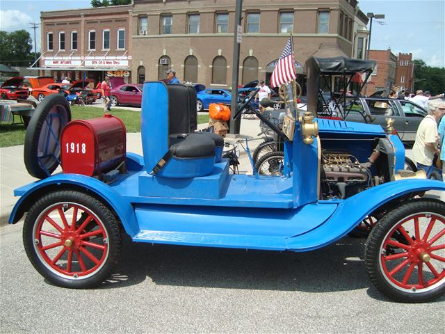 1918 Ford Runabout