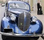 1938 Plymouth Limousine