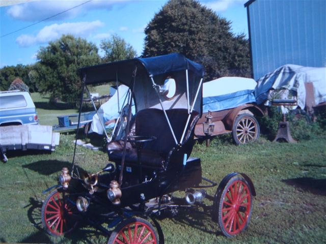 1910 Studebaker Doctors Carriage for sale