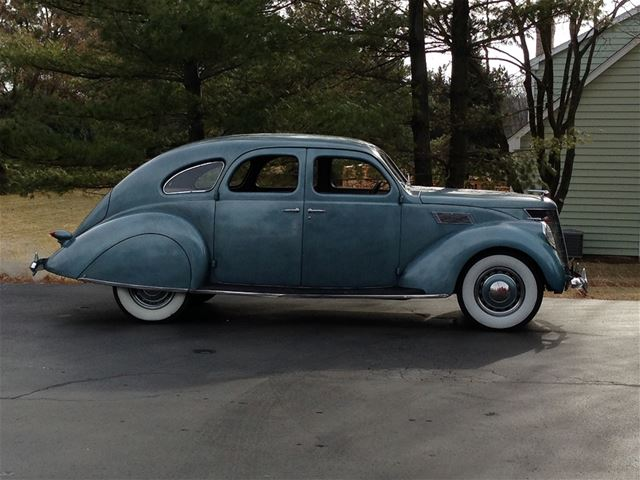 1937 Lincoln Zephyer