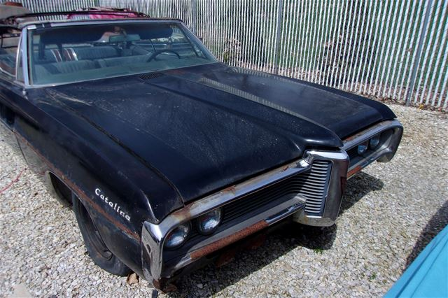 1968 Pontiac Catalina for sale