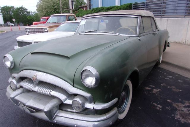 1953 Packard Carribean for sale