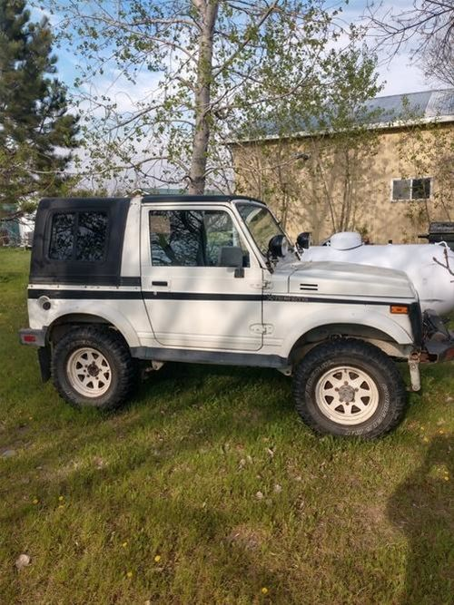 1987 Other Suzuki Samurai