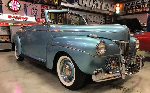 1941 Ford Super Deluxe for sale