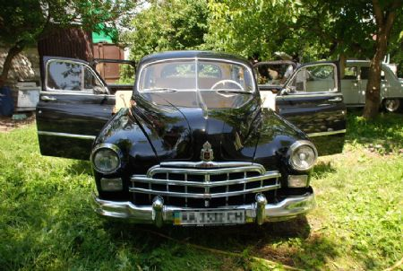 1955 Gaz 12 ZIM for sale
