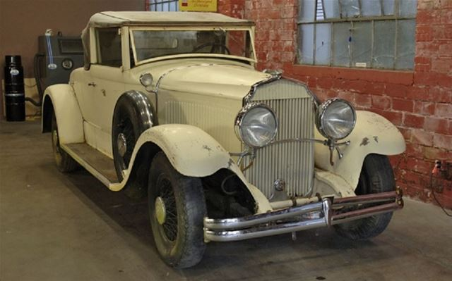 1930 Chrysler Imperial