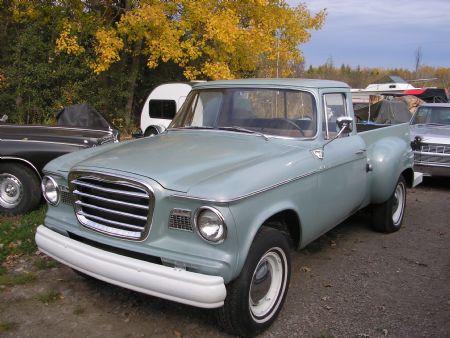 1960 Studebaker Champ Truck For Sale