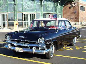 1955 Plymouth Belvedere for sale